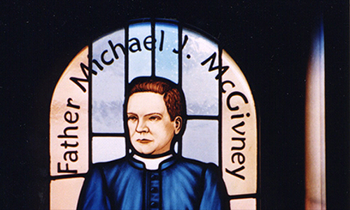 The Many Places Father McGivney Is Honored