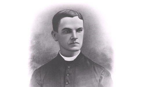 Priests Attend Vigil in Honor of McGivney